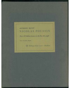 Nicolas Pussin. The A. W. Mellon Lectures in the Fine Arts, 1958, National Gallary of Art, Washington. Text and plates.