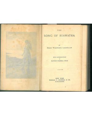 The song of Hiawatha. With introduction by Nathan Haskell Dole.