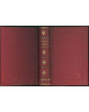 The complete works of Lord Byron, reprinted from the last London edition, containing besides the Notes abd Iluustrations by Moore, Walter Scott, Cambell e altri. Considerable additions and original notes, with a most complete index. In one volume.